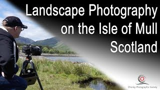 Landscape Photography on the Isle of Mull