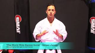 What is the best age to start karate