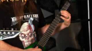 Exodus-No Love Guitar Lesson