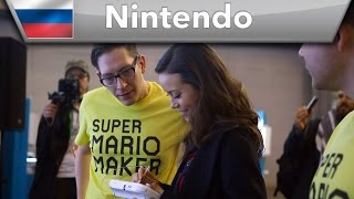 Summer on Comic Con Russia with Nintendo