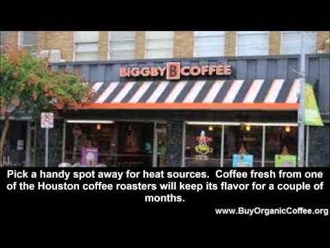 Houston Coffee Roasters