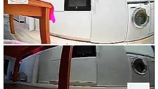 Tinyhawk II - Indoor Race Split Screen - Carrera Pantalla dividida - Mini Drone FPV - Home Race