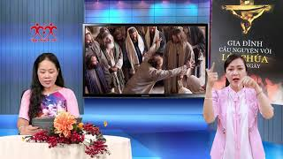3 Phút Gia đình cầu nguyện với Lời Chúa: Thứ Ba tuần 1 TN (Mc 1, 21-28)