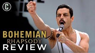 Bohemian Rhapsody Movie Review - A Game Changer for Rami Malek