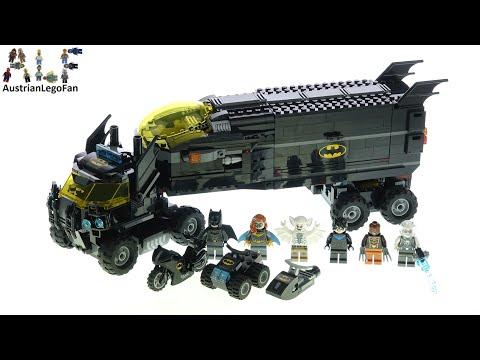 Vidéo LEGO DC Comics 76160 : La base mobile de Batman