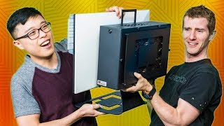 Building a 4K Workstation with Dennis!