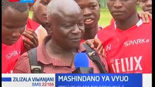 Mashindano ya vyuo yakamilika katika chuo kikuu cha Nairobi