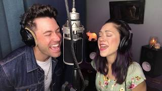 "Diana DeGarmo & Ace Young - ""Crushin' on You"" (HIT HER WITH THE SKATES)"