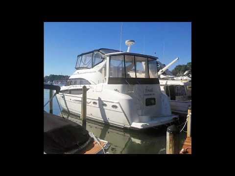 Meridian 408 Motoryachtvideo