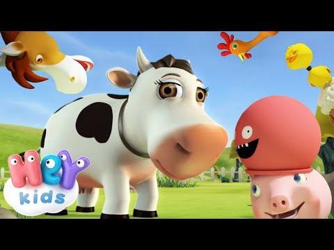 Canciones dela Granja: La Vaca Lola, En La Granja De Mi Tío y muchas más!