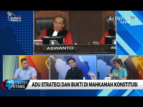 Dialog: Adu Strategi dan Bukti di Mahkamah Konstitusi (1)