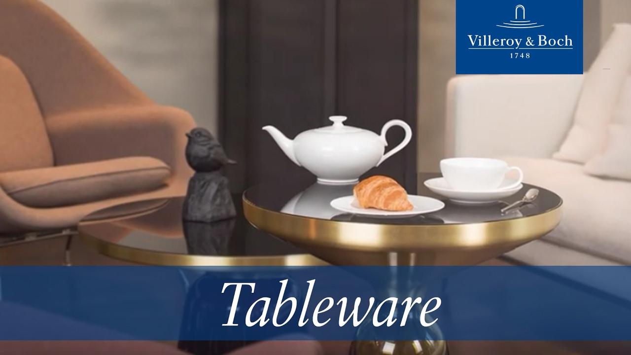 Video - Villeroy & Boch Anmut dessertschaaltje ø 13cm