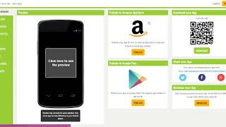 How to create BUSINESS APP   AppsGeyser