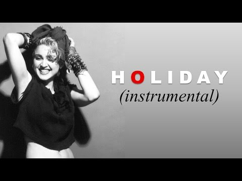 Madonna - Holiday (Extended Instrumental)