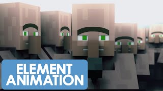 Villager News 4 Minecraft Animation