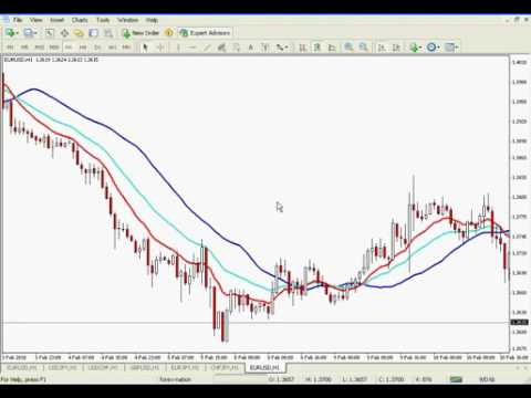 FOREX  the Alligator Indicator