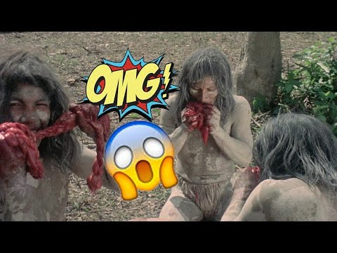 Explore the world ● The cannibal tribes barbaric world