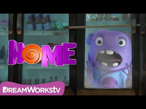 Home (2015) (1st Clip 'Into the Out')