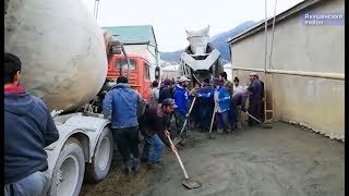 Народная дорога. Жители Тебекмахи собрали 7 млн на ремонт дороги