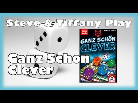 Steve & Tiffany Learn & Play: Ganz Schon Clever