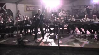 preview picture of video 'Solo Trompete Toni Maier spielt live Big River mit der daCarbo Signature Toni Maier Carbon Trompete'