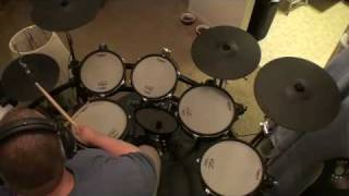 3 Doors Down - It's Not My Time - Drum Cover