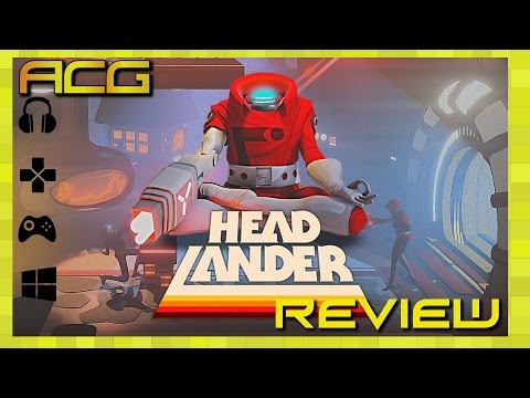 """Headlander Review """"Buy, Wait for Sale, Rent, Never Touch?"""" video thumbnail"""