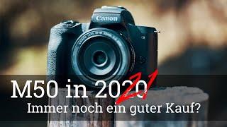 ⭐️ Canon EOS M50: Immer noch eine GUTE KAMERA in 2021? Kaufempfehlung?
