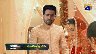 Khuda Aur Muhabbat Teaser 32   آخری قسط   Har pal Geo   Showbiz Glam