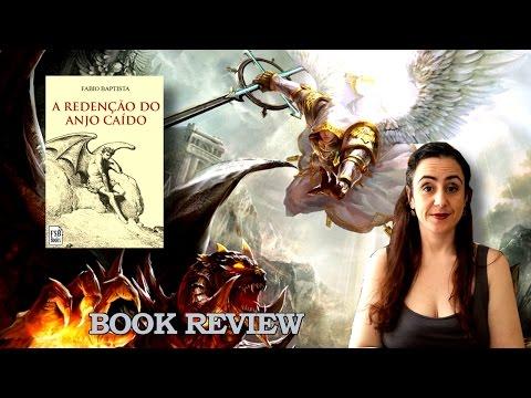 A Redenção do Anjo Caído de Fabio Baptista (Book Review) | Thaisa Lima