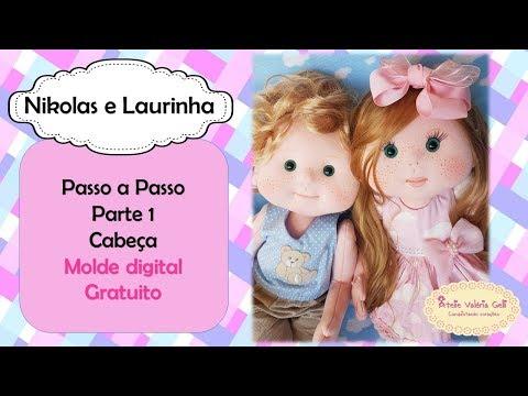 Boneca Larinha