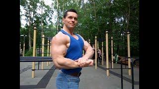 Ежедневные тренировки дают ядерный рост мышц!? ДИЧЬ советчиков youtube