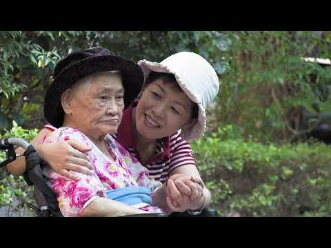 Beside you -Dedicated to those caregivers for their unselfishness.