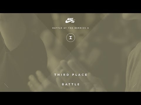 BATB X   Nick Tucker vs Shane O'neill - Third Place Battle