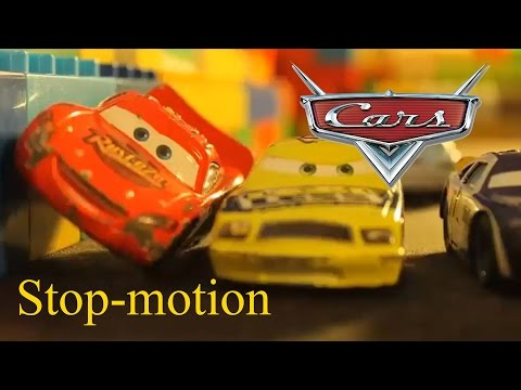 Stop-Motion Cars -- Pixar Film