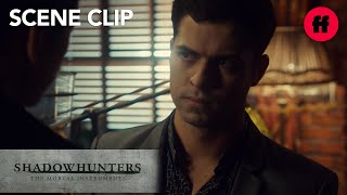 Shadowhunters | Season 3, Episode 1: Raphael Seeks Out Magnus | Freeform