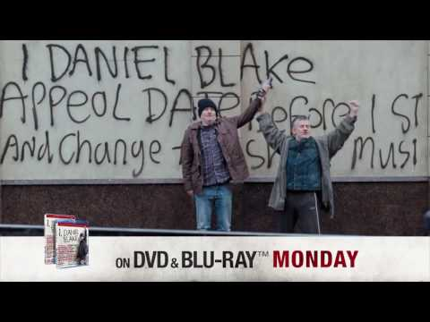 I, DANIEL BLAKE - ON DVD & BLU-RAY MONDAY