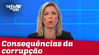 Thamea Danelon: Corrupção mata!