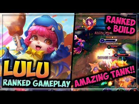 Download HEROES EVOLVED - LULU BUILD   RANKED GAMEPLAY   NEW HERO