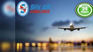 Take Reliable Air Ambulance Service in Jamshedpur
