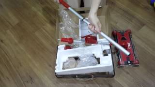 Swivel Sweeper G6 Installation and function video