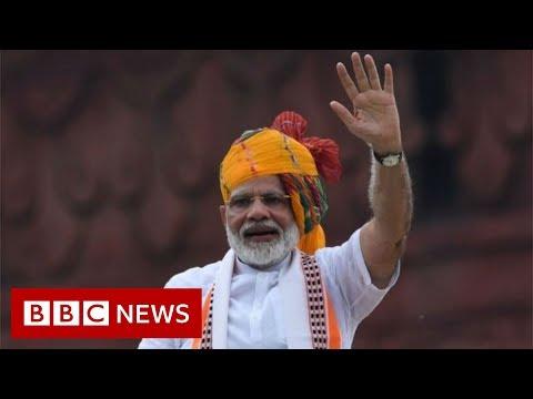 PM Modi vows to 'restore' Kashmir's 'past glory' – BBC News