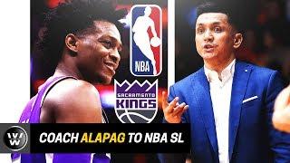 Jimmy Alapag, Asst. Coach na ng Sacramento Kings! Paano? | NBA Summer League