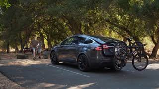 YouTube Video z-d2Ite-HXo for Product Tesla Model X Electric SUV by Company Tesla in Industry Cars