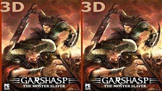 3D VR video Garshasp   The Monster Slayer 3D TV VR box 3D SBS