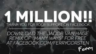Ferry Corsten ft Jenny Wahlstrom - Many Ways (Jacob van Hage Remix)