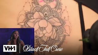 Black Ink Crew: Compton Artists React To Donna's Tattoos & More | VH1