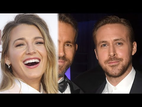 13 Times Ryan Reynolds & Blake Lively TROLLED Each Other (видео)
