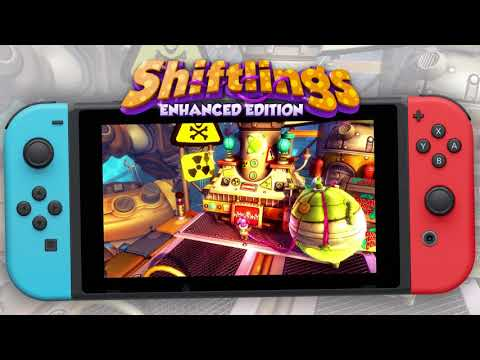 Shiftlings - Switch Trailer