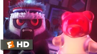 Cloudy With A Chance Of Meatballs - Vicious Gummi Bears Scene  8 10    Movie S